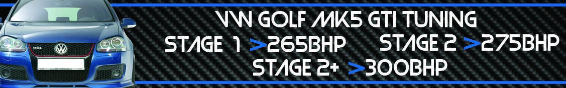 VW Golf Gti MK5 Tuning